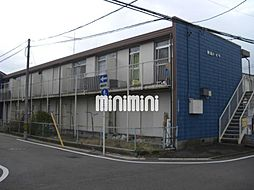 神山ハイツ[2階]の外観