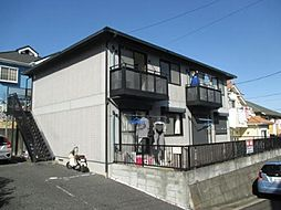 神奈川県横浜市泉区西が岡3丁目の賃貸アパートの外観