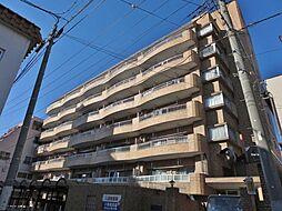 山梨県甲府市北口1丁目の賃貸マンションの外観