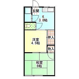 鴨宮駅 3.5万円