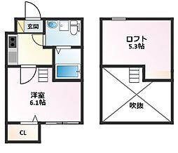 KURASUCO戸塚(クラスコトツカ)[1階]の間取り