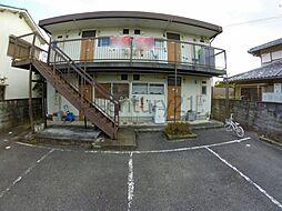 兵庫県川西市新田1丁目の賃貸アパートの外観