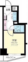 ライオンズマンション大山第6[2階]の間取り