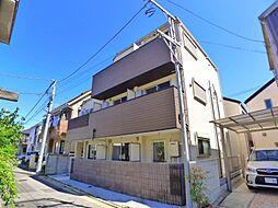 ポルト・ボヌール竹ノ塚[2階]の外観