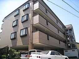 大阪府大東市氷野1丁目の賃貸マンションの外観