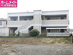 愛知県日進市藤塚1丁目の賃貸マンションの外観
