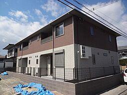 ベルリード阪南桜ヶ丘[201号室]の外観