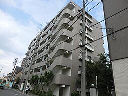 リバーサイドMAKIBA[3階]の外観