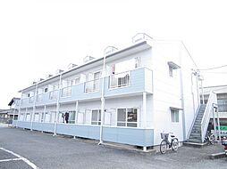鹿ノ戸コーポ[2階]の外観