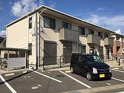 愛知県清須市春日屋敷の賃貸アパートの外観