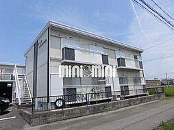 タウンナカヤシキ A棟[2階]の外観