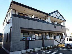 千葉県柏市緑台の賃貸マンションの外観