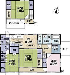 荒川沖駅 11.0万円