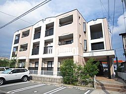 マンション・マーレ[1階]の外観