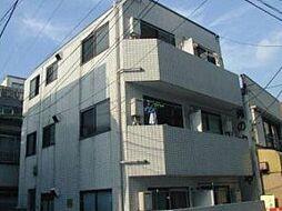 富士コーポ[102号室]の外観