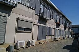 昭和コーポ本庄[201号室]の外観