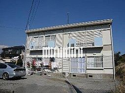 サンシティ菅沼B[2階]の外観