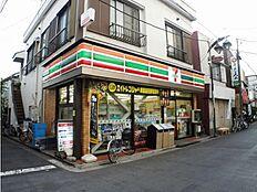 セブンイレブン杉並和田店