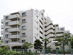 ハイネス富士見ヶ丘[602号室]の外観