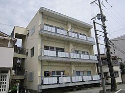 丸吉マンション[1階]の外観