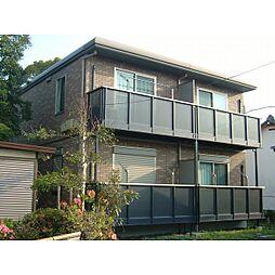 静岡県焼津市大栄町3丁目の賃貸アパートの外観