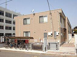 千葉県船橋市習志野台7丁目の賃貸アパートの外観