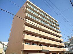 キャッスルコート西新町[8階]の外観