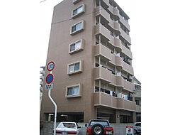 愛媛県松山市北立花町の賃貸マンションの外観