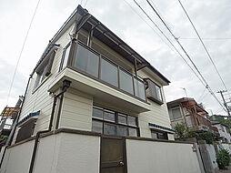 兵庫県神戸市長田区長田天神町1丁目の賃貸アパートの外観