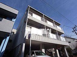 コーポYOSHI[2階]の外観