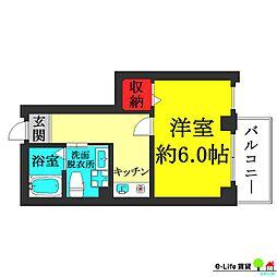 沢ノ町駅 4.3万円