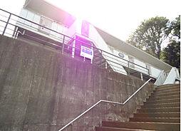 神奈川県横浜市青葉区奈良町の賃貸アパートの外観