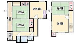 英賀保駅 6.5万円