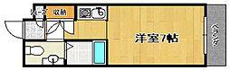 ベルデ忍ヶ丘[4階]の間取り