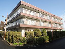 コーポオークラ[2階]の外観