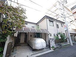 [テラスハウス] 東京都新宿区四谷4丁目 の賃貸【/】の外観