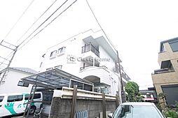 神奈川県相模原市中央区光が丘3丁目の賃貸マンションの外観