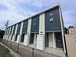 JR成田線 成田駅 バス8分  日吉台車庫下車 徒歩1分の賃貸アパート