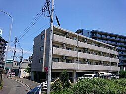 ユースロードヤマサキ[3階]の外観