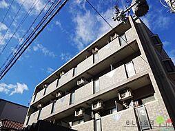 コスモコート大南[2階]の外観