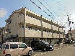 愛媛県松山市古川北1丁目の賃貸マンションの外観