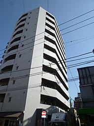 ライジングプレイス上野松が谷[2階]の外観