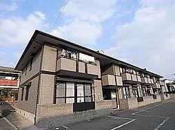 兵庫県姫路市田寺3丁目の賃貸アパートの外観