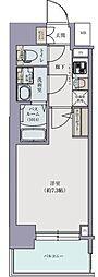 プランドール新大阪PARKレジデンス[402号室]の間取り