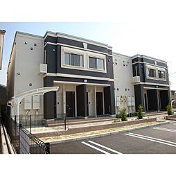愛知県名古屋市中川区明徳町3丁目の賃貸アパートの外観