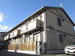 ハイカムール・シアン[2階]の外観