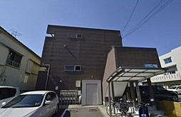 愛知県名古屋市天白区野並1丁目の賃貸アパートの外観