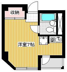 新井薬師前駅 6.2万円