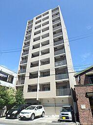 大阪府堺市堺区甲斐町西3丁の賃貸マンションの外観