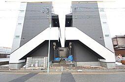 愛知県名古屋市港区品川町1丁目の賃貸アパートの外観